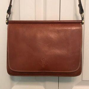 Patricia Nash crossbody bag leather